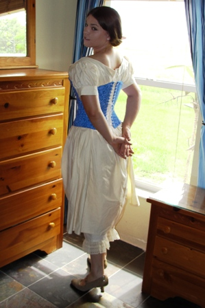 Civil War Corset Underpinnings