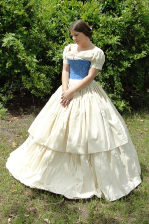 Civil War Dress McCall's 5132
