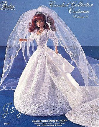 25 free crochet patterns for your wedding - Grand Rapids budget