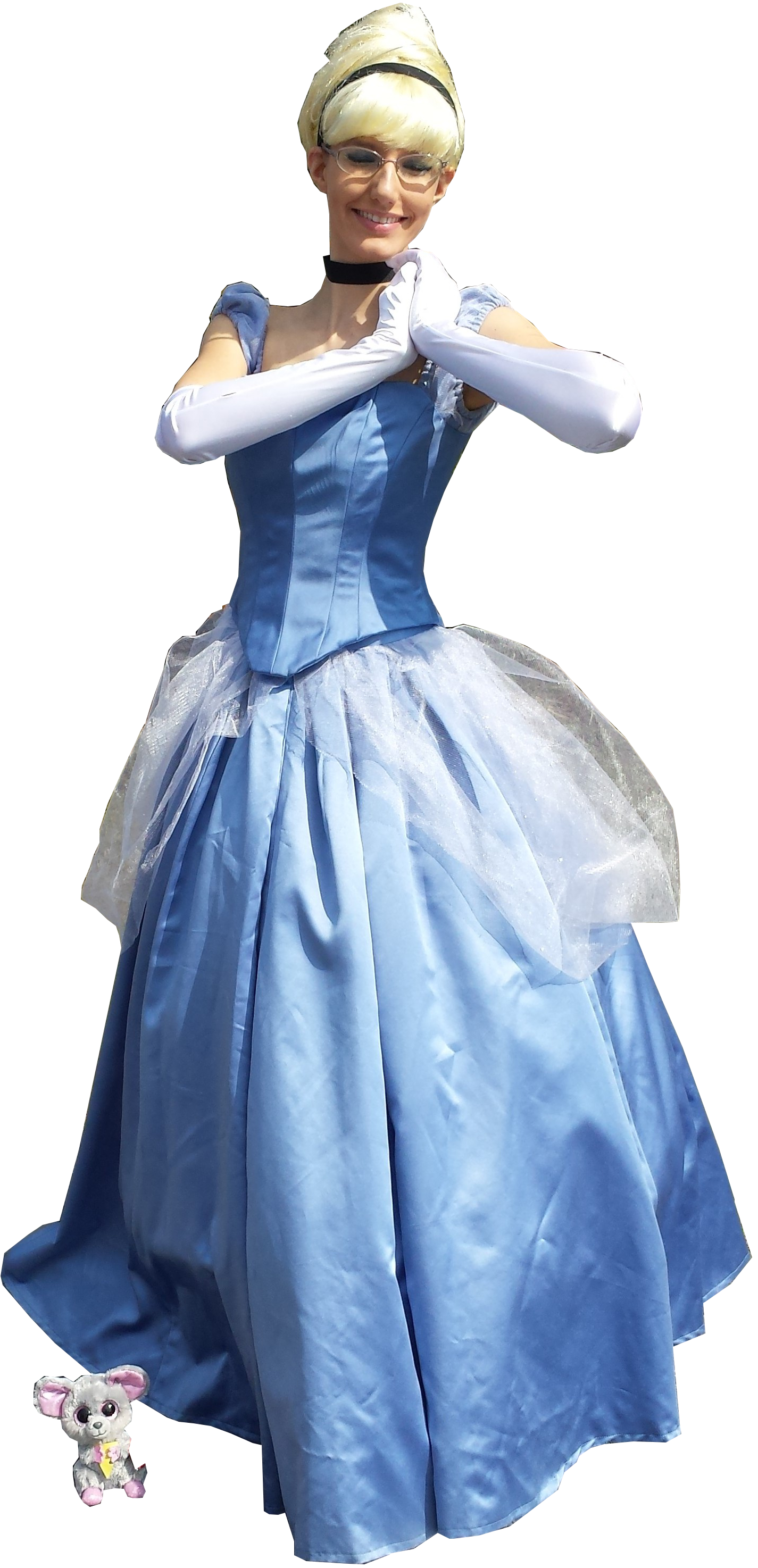 © 2017 Time Travel Costumes Cinderella Gown Dress Costume