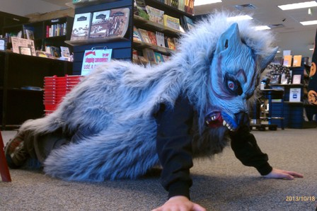 Easy To Make DIY Boy Wolf Costume